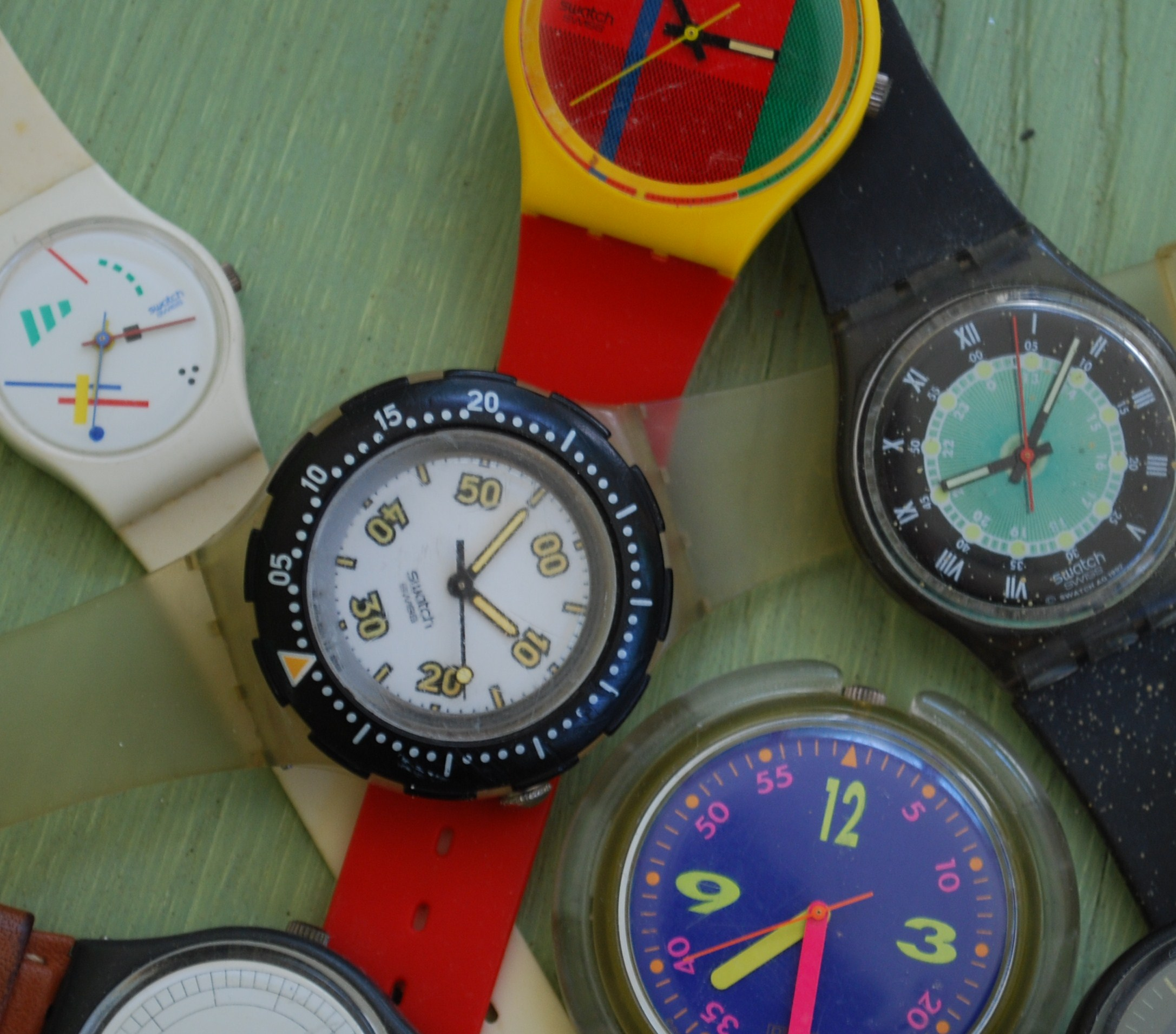 marketing product strategies of swatch