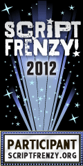 Script frenzy participant badge