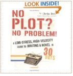 No Plot, No Problem, by Chris Baty