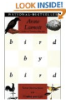 Bird By Bird, by Anne Lamott