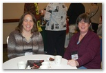 Me and Maureen at Crime Bake 2011