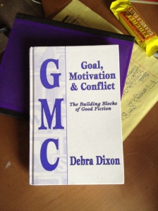 Goal, Motivation & Conflict by Debra Dixon © 1996 Gryphon Press
