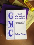 A picture of the cover of the book Goal Motivation and Conflict by Debra Dixon
