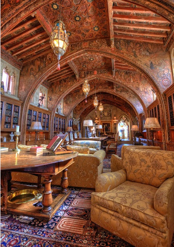 hearst library