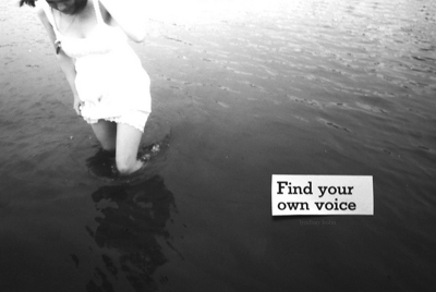 voice water