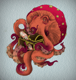 treasure octopus