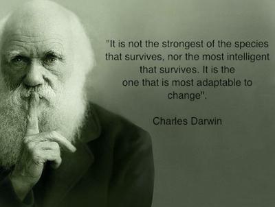 adaptable darwin