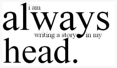 story in head