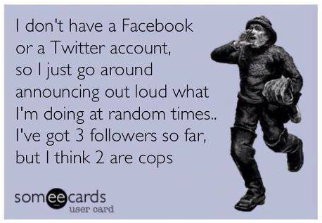 real life social media