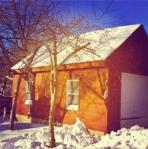 garage snow