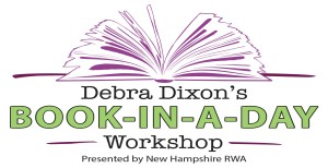 Debra Dixon Book-In-A Day May 10, 2014