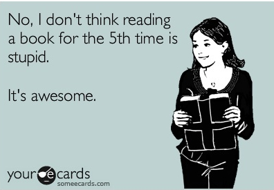 pin fifth time reading