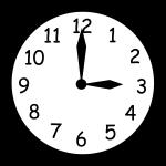 wall_clock_three
