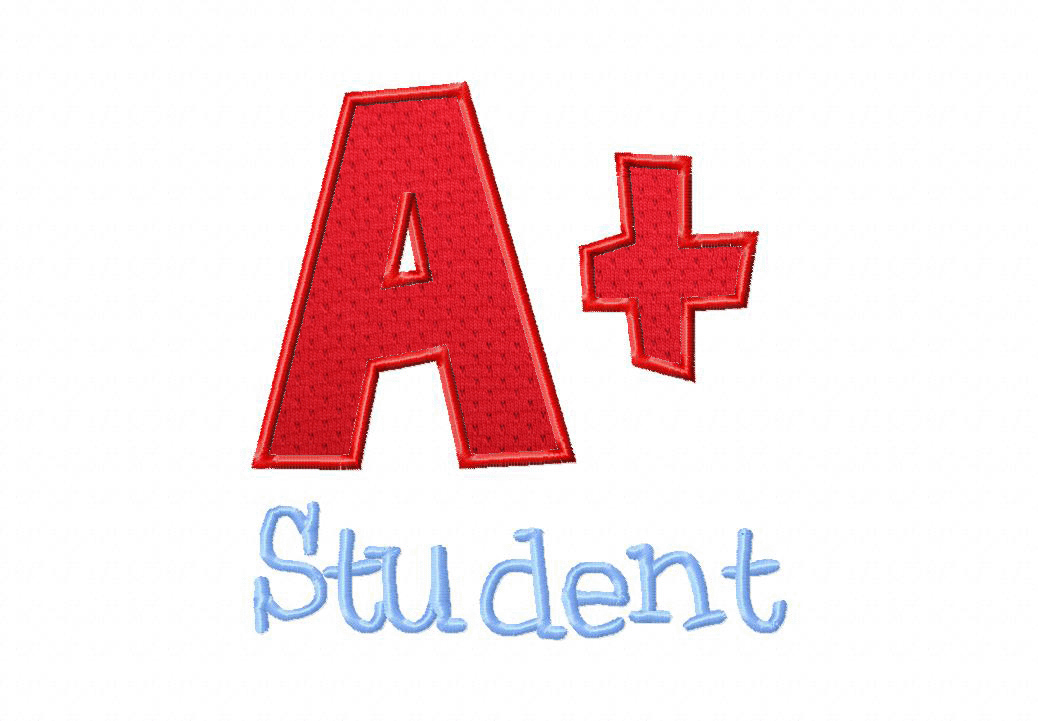 how to write a words about confident student