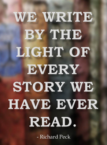 pin by the light of stories