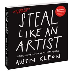 steal artist