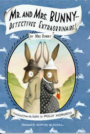 book mr mrs bunny