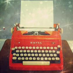 grub street typewriter