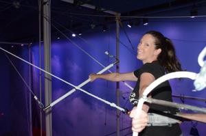 trapeze ready