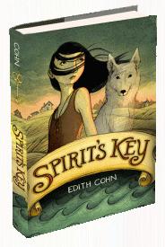 book spirits key