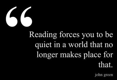 pin reading quiet