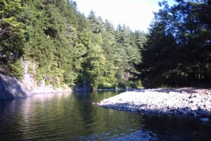 swimming hole pic