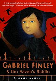 book finley raven riddle