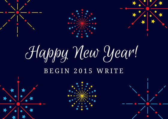 BEGIN 2015 WRITE