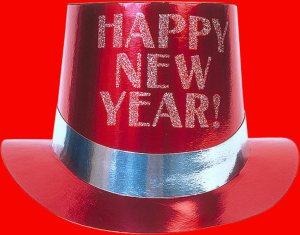 happy New Year hat 4