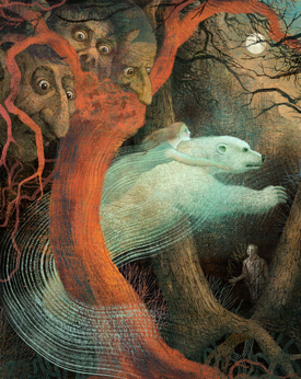 Illustration by Anna and Elena Balbusso