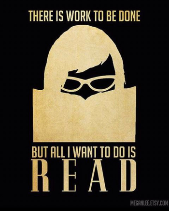want to read