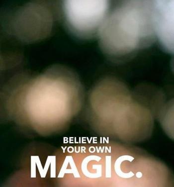 pin your own magic