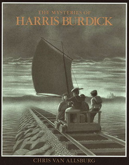 book harris burdick