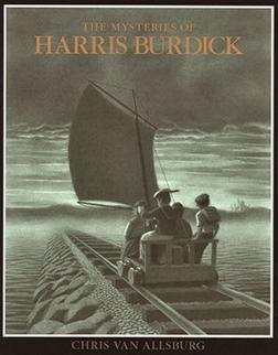book harris burdick