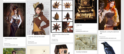 pinterest steampunk
