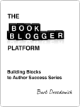 BookBloggerPlatform