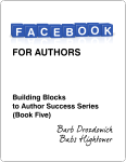 FacebookForAuthors