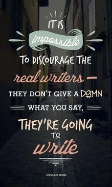 pin real writers
