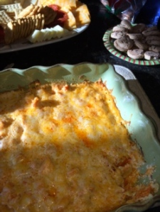 Gavin's Buffalo Chicken Dip