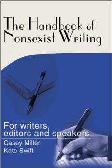 Handbook of Nonsexist Writing