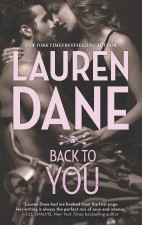 The cover of Lauren Dane's Back to You