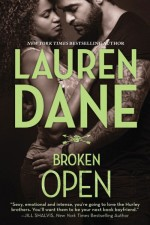 The Cover of Broken Open by Lauren Dane