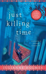 Just Killing Time debuts October 6!