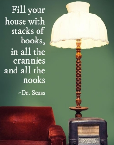 fill house books seuss