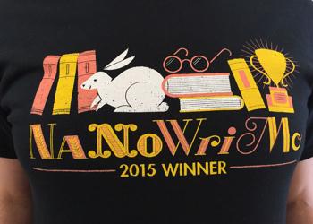 2015 nanowrimo tee