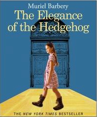 book elegance hedgehog