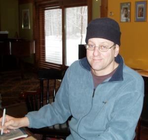Jonathan, writing.