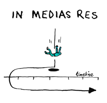 Image result for in media res