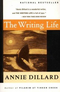 book dillard writing life