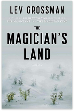 book magicians land